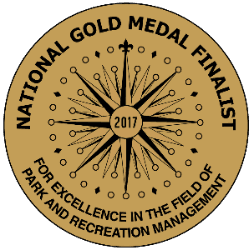 National Gold Medal Finalist Award