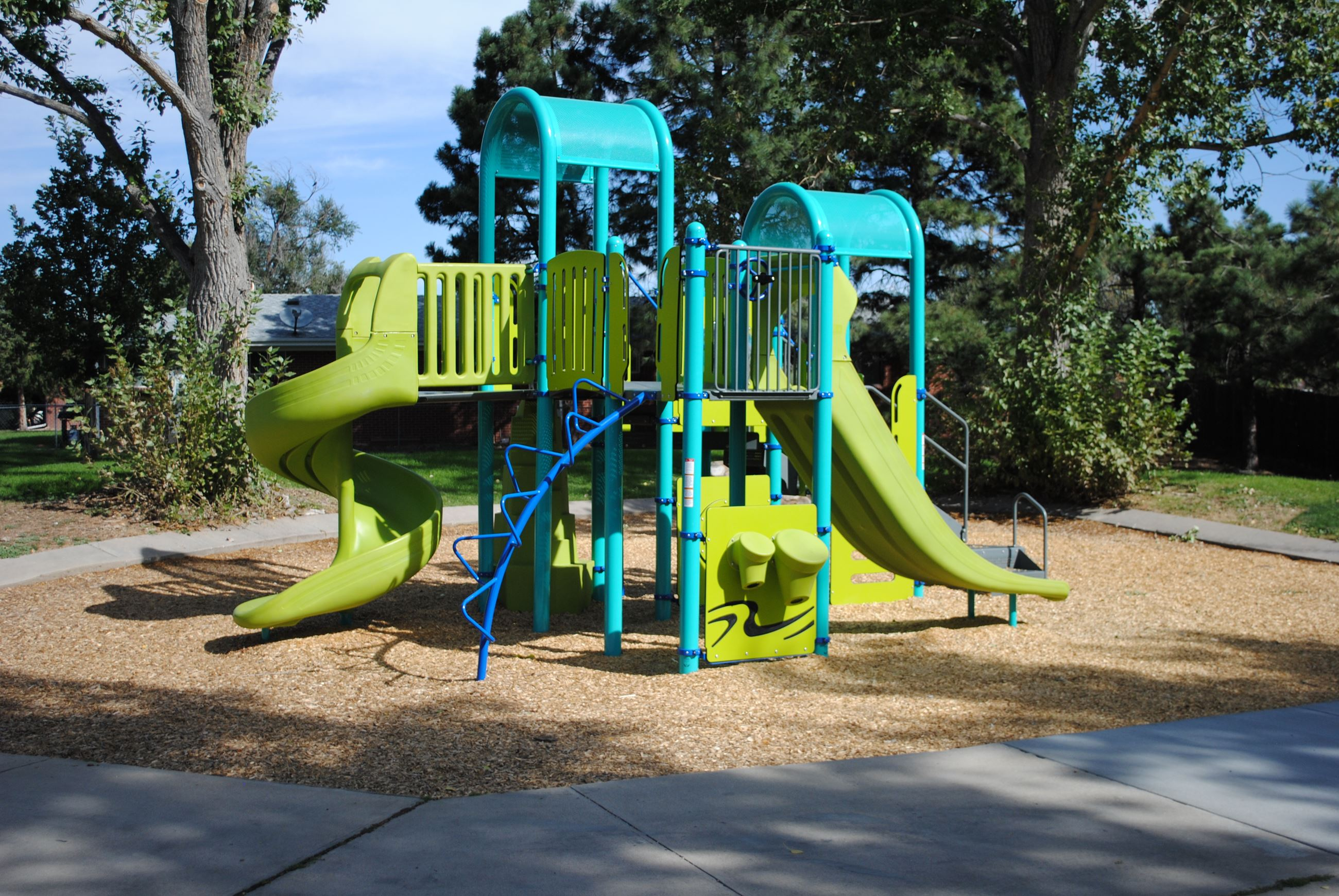 New Playground at Boyd's Crossing