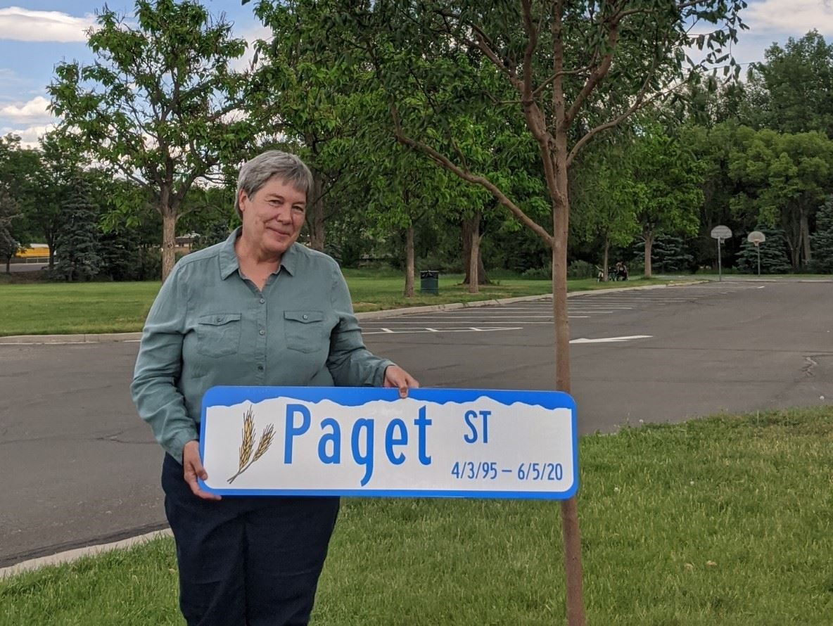 Forestry & Open Space Supervisor, Margaret Paget